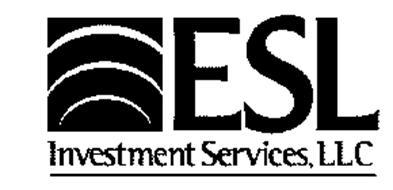 ESL INVESTMENT SERVICES, LLC