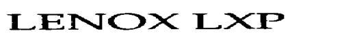 LENOX LXP