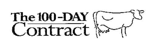 THE 100-DAY CONTRACT
