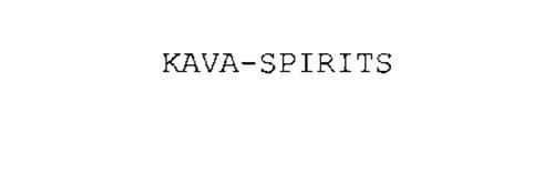 KAVA-SPIRITS