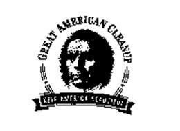 GREAT AMERICAN CLEANUP KEEP AMERICA BEAUTIFUL
