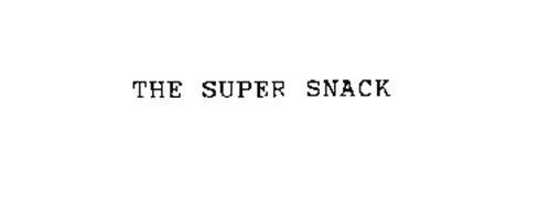 THE SUPER SNACK