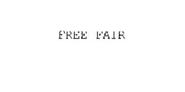 FREE FAIR