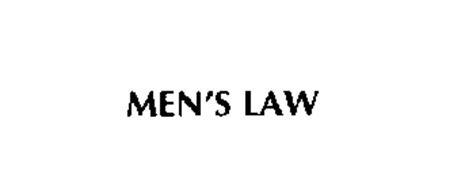 MEN'S LAW