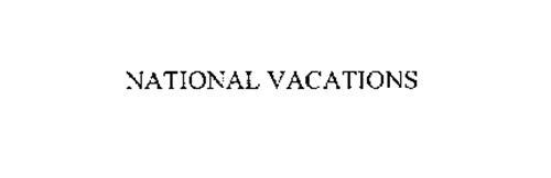 NATIONAL VACATIONS