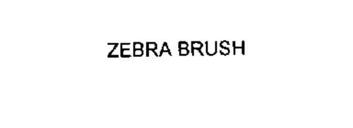 ZEBRA BRUSH