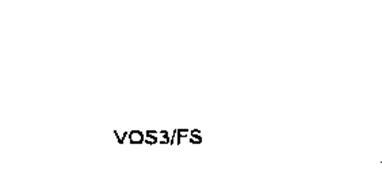 VOS3/FS