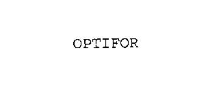 OPTIFOR