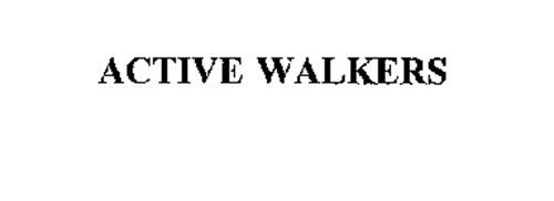 ACTIVE WALKERS