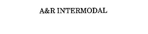 A&R INTERMODAL