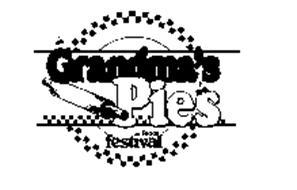 GRANDMA'S PIES FOODS FESTIVAL