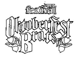 OKTOBERFEST BRATS FOODS FESTIVAL