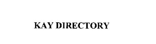 KAY DIRECTORY