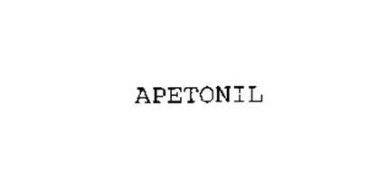 APETONIL