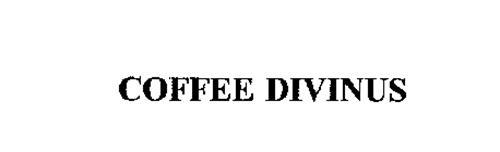 COFFEE DIVINUS
