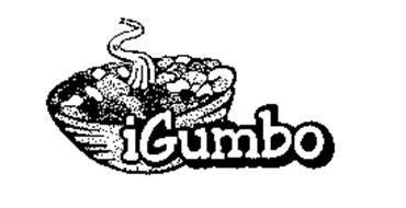 IGUMBO AND DESIGN