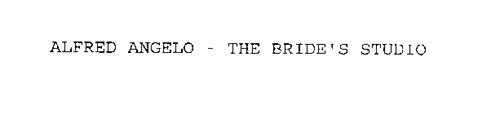 ALFRED ANGELO[THE BRIDE'S STUDIO]