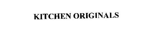 KITCHEN ORIGINALS