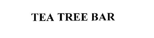 TEA TREE BAR