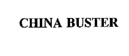 CHINA BUSTER