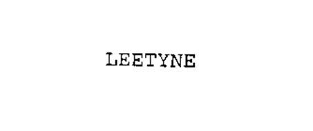 LEETYNE