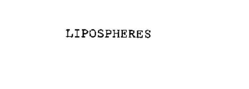 LIPOSPHERES