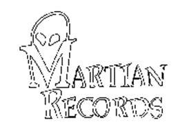 MARTIAN RECOEDS