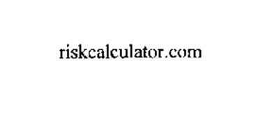 RISKCALCULATOR.COM