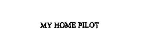 MY HOME PILOT