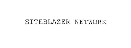 SITEBLAZER NETWORK