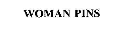 WOMAN PINS