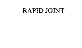 RAPID JOINT