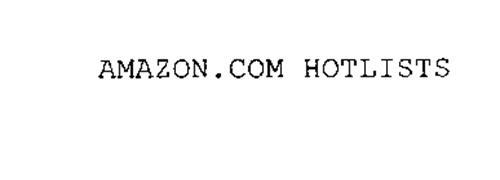 AMAZON.COM HOTLISTS