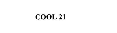 COOL 21