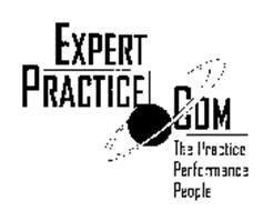 EXPERTPRACTICE.COM THE PRACTICE PERFORMANCE PEOPLE