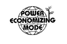 POWER ECONOMIZING MODE