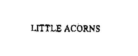 LITTLE ACORNS