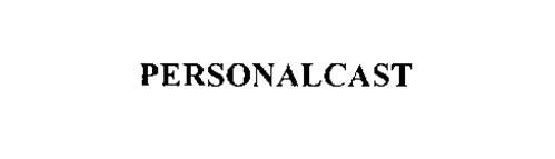 PERSONALCAST