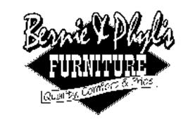 Bernie Phyl S Furniture Quality Comfort Price Trademark Of