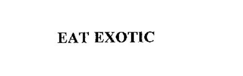 EAT EXOTIC