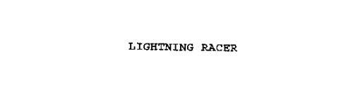 LIGHTNING RACER