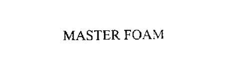 MASTER FOAM