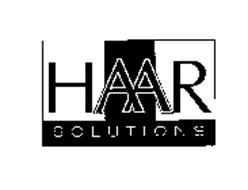 HAAR SOLUTIOINS