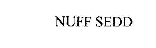 NUFF SEDD