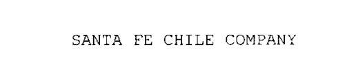 SANTA FE CHILE CO.