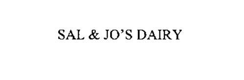 SAL & JO'S DAIRY