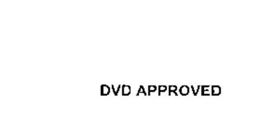 DVD APPROVED
