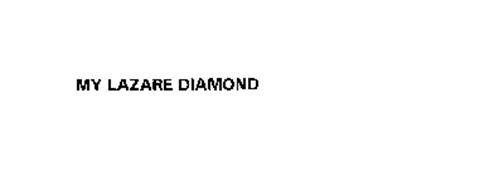 MY LAZARE DIAMOND