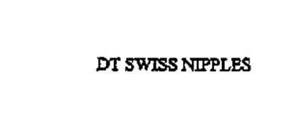DT SWISS NIPPLES