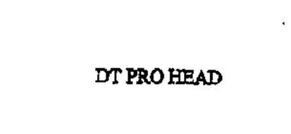 DT PRO HEAD